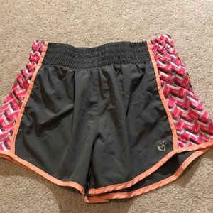 Justice athletic shorts